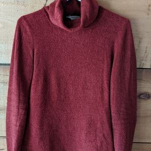 ExOfficio turtleneck sweater, S